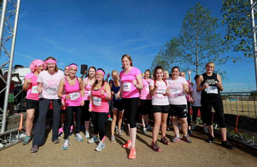 Tracey takes on the Pretty Muddy 5k